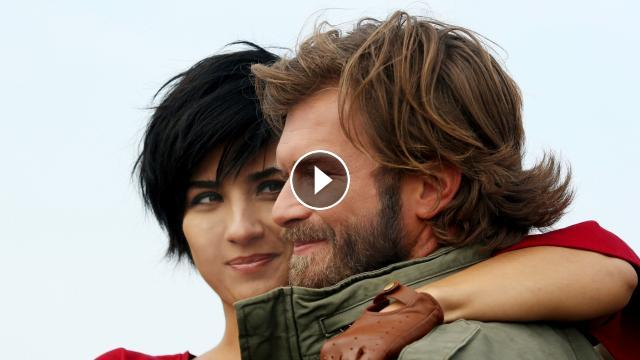 A Romantic Scene From Turkish Drama